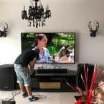תמונת גלריה הגדול בהתקנות מתקין טלוויזיות מקצועי עם יחס אישי 24