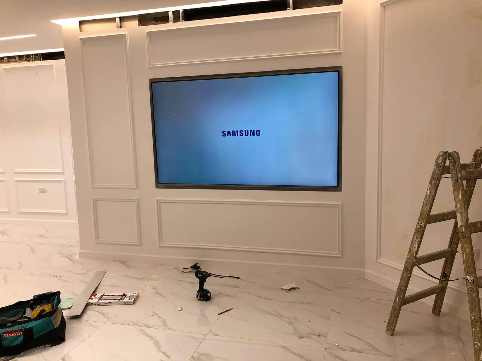 תמונת גלריה הגדול בהתקנות מתקין טלוויזיות מקצועי עם יחס אישי 6